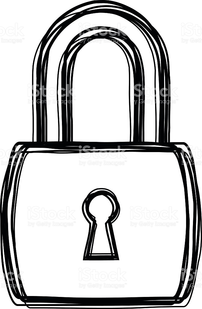 White keyed lock clipart graphic royalty free stock Lock Clipart   Free download best Lock Clipart on ClipArtMag.com graphic royalty free stock