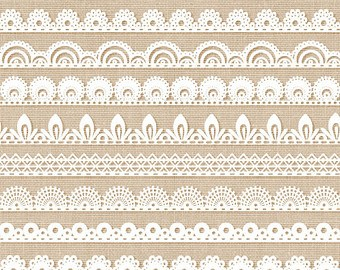 White lacy border clipart jpg free library White lace border clipart 2 » Clipart Portal jpg free library