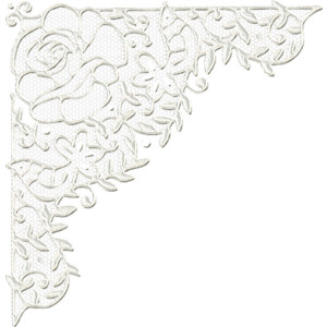 White lacy border clipart vector black and white Free Lace Corner Cliparts, Download Free Clip Art, Free Clip ... vector black and white