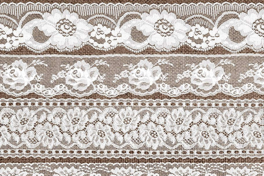 White lacy border clipart clip freeuse download Vintage White Lace Borders Clipart clip freeuse download