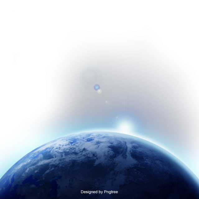 White land blue water earth images clipart graphic stock Sunrise In Space, Globe Navigational Equipment, Outer Space ... graphic stock