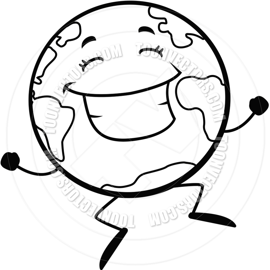 White land blue water earth images clipart clipart free stock Free Earth Black And White, Download Free Clip Art, Free ... clipart free stock