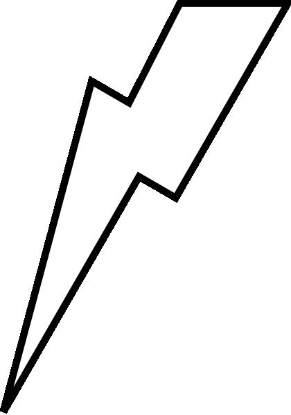 White lighning clipart png black and white White Lightning Bolt   Free download best White Lightning ... png black and white