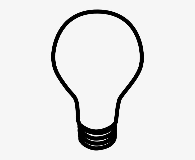White lightbulb clipart clip art freeuse stock Lightbulb Clipart Black And White Images Pictures - Light ... clip art freeuse stock
