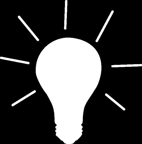 White lightbulb clipart jpg royalty free White Lightbulb Clip Art at Clker.com - vector clip art ... jpg royalty free