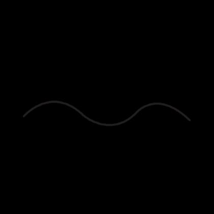White line clipart transparent clip art library black and white line clipart 103286 - Curly Black Divider ... clip art library