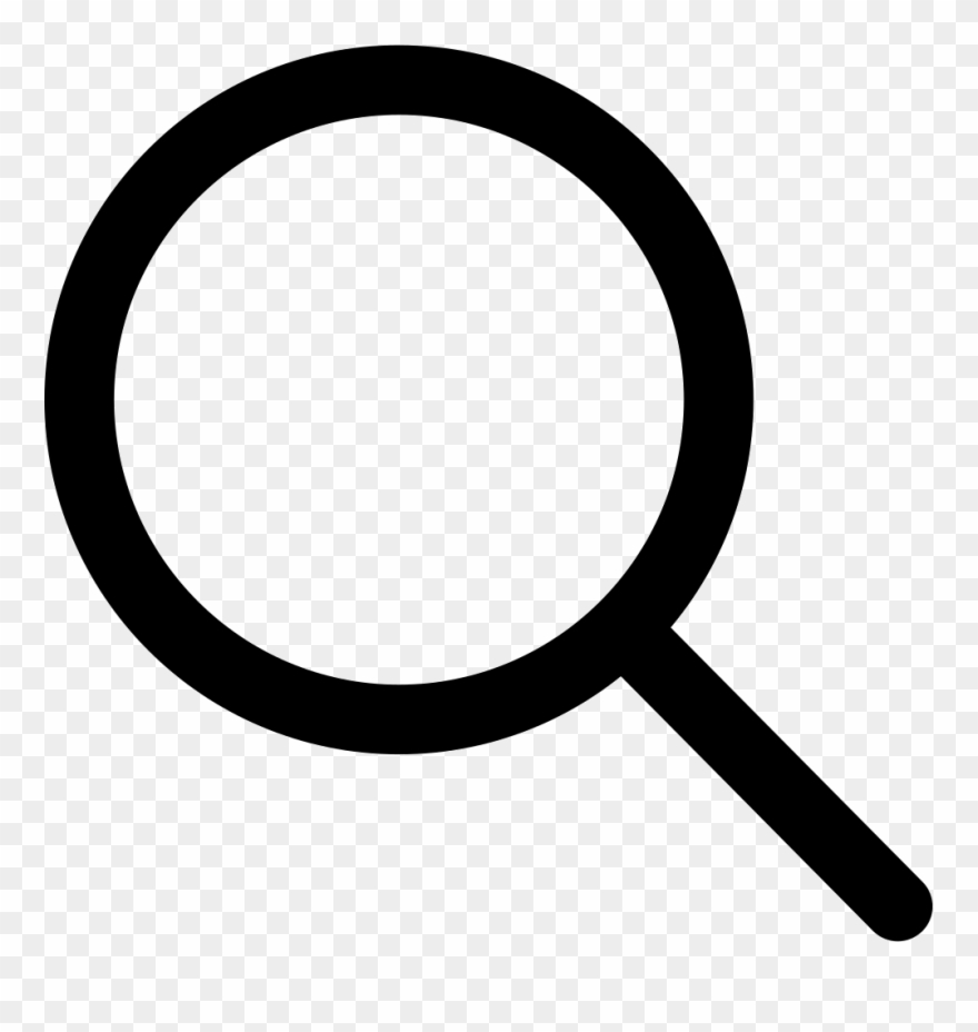 White magnifying glass icon clipart svg black and white download Search Magnifying Glass Icon - Search Magnifying Glass Png ... svg black and white download