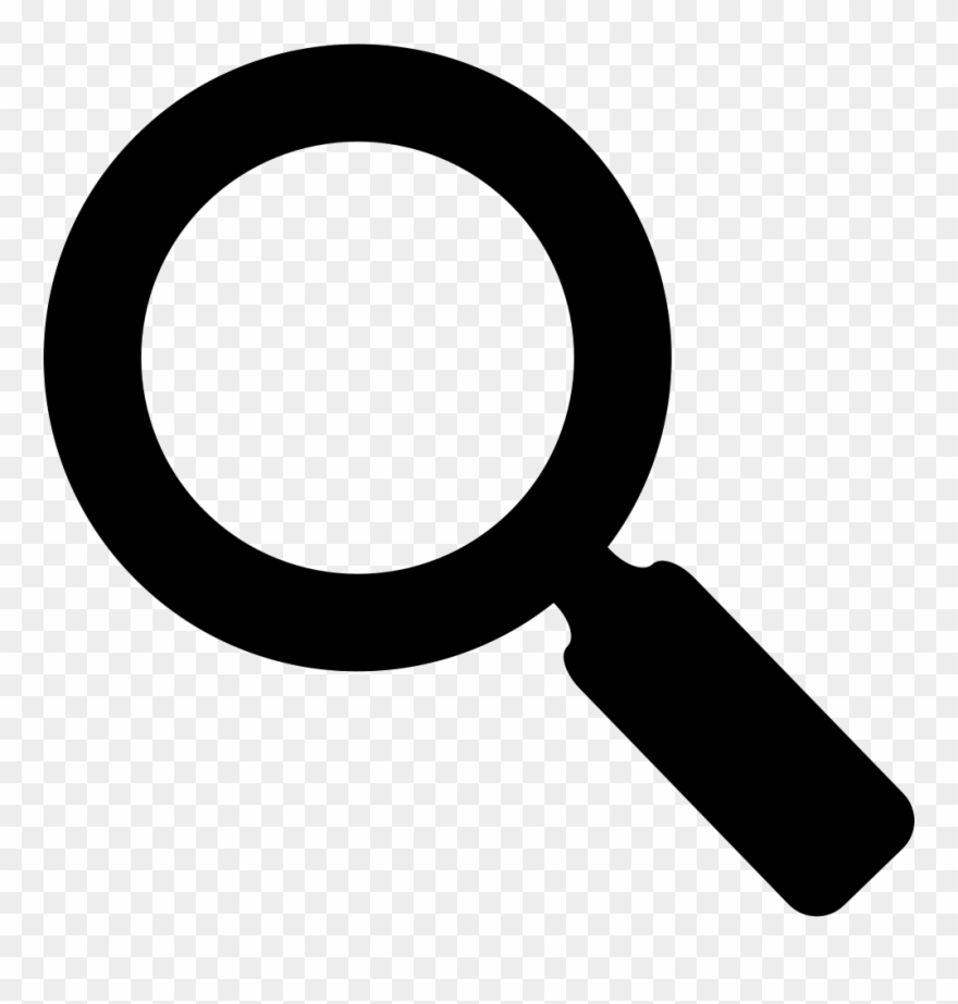 White magnifying glass icon clipart banner library stock Rate And Comment On The Recipe - Magnifying Glass Free Icon ... banner library stock