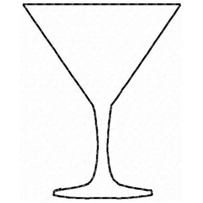White martini glass clipart graphic black and white download Martini Glass Clipart | Free download best Martini Glass ... graphic black and white download