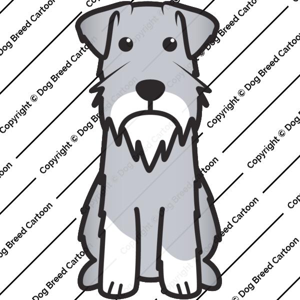 White miniature schnauzer clipart jpg stock Cartoon Dog clipart - Puppy, Dog, White, transparent clip art jpg stock