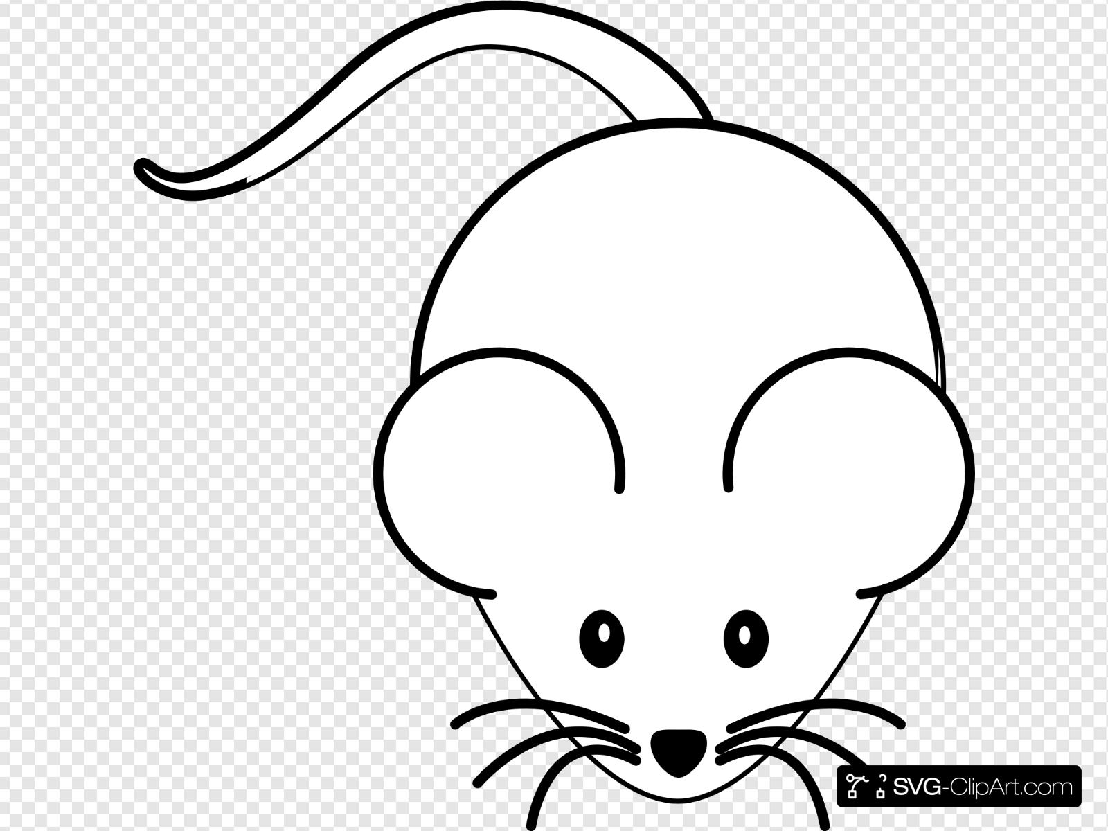 White mouse clipart png svg transparent download Black And White Mouse Clip art, Icon and SVG - SVG Clipart svg transparent download