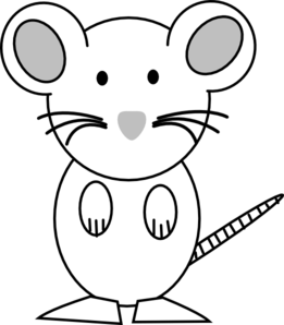 White mouse clipart png picture black and white Mouse -white PNG, SVG Clip art for Web - Download Clip Art ... picture black and white