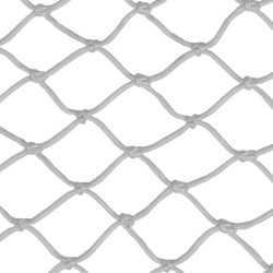 White netting material clipart banner Deck nets and rail nets - France Trampoline banner