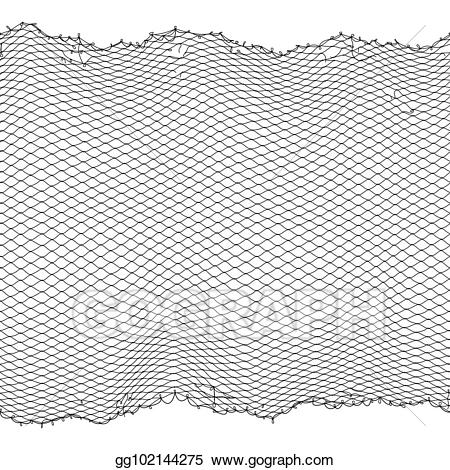 White netting material clipart image royalty free Clip Art Vector - Black fisherman rope net vector seamless ... image royalty free