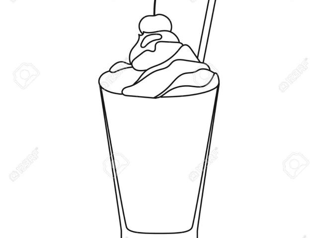White old fashioned milkshake clipart royalty free library Free Milkshake Clipart, Download Free Clip Art on Owips.com royalty free library
