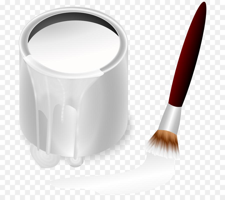 White paint clipart