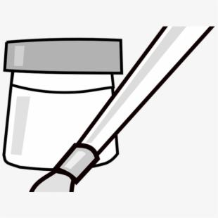 White paint clipart svg transparent download Free Paint Clipart Black And White Cliparts, Silhouettes ... svg transparent download