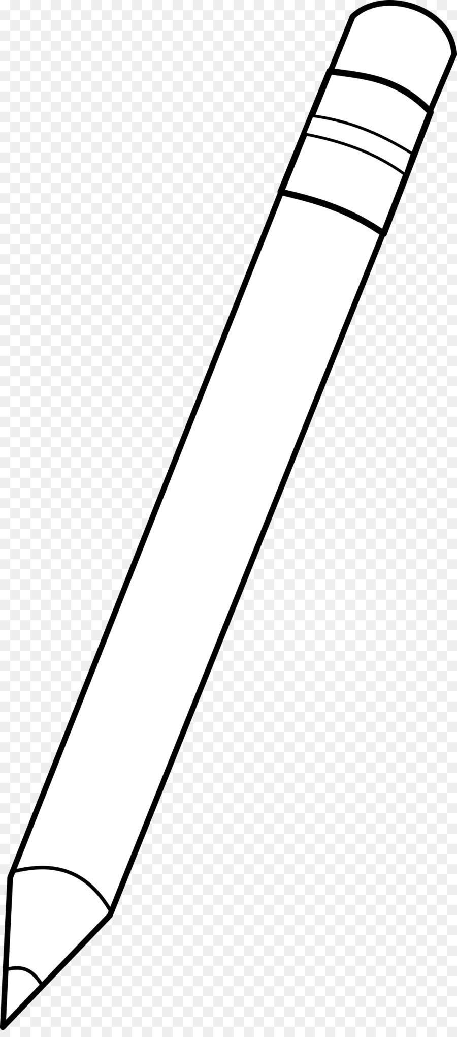 White pencil clipart transparent vector royalty free stock Pencil Clipart clipart - Pencil, Drawing, Graphics ... vector royalty free stock