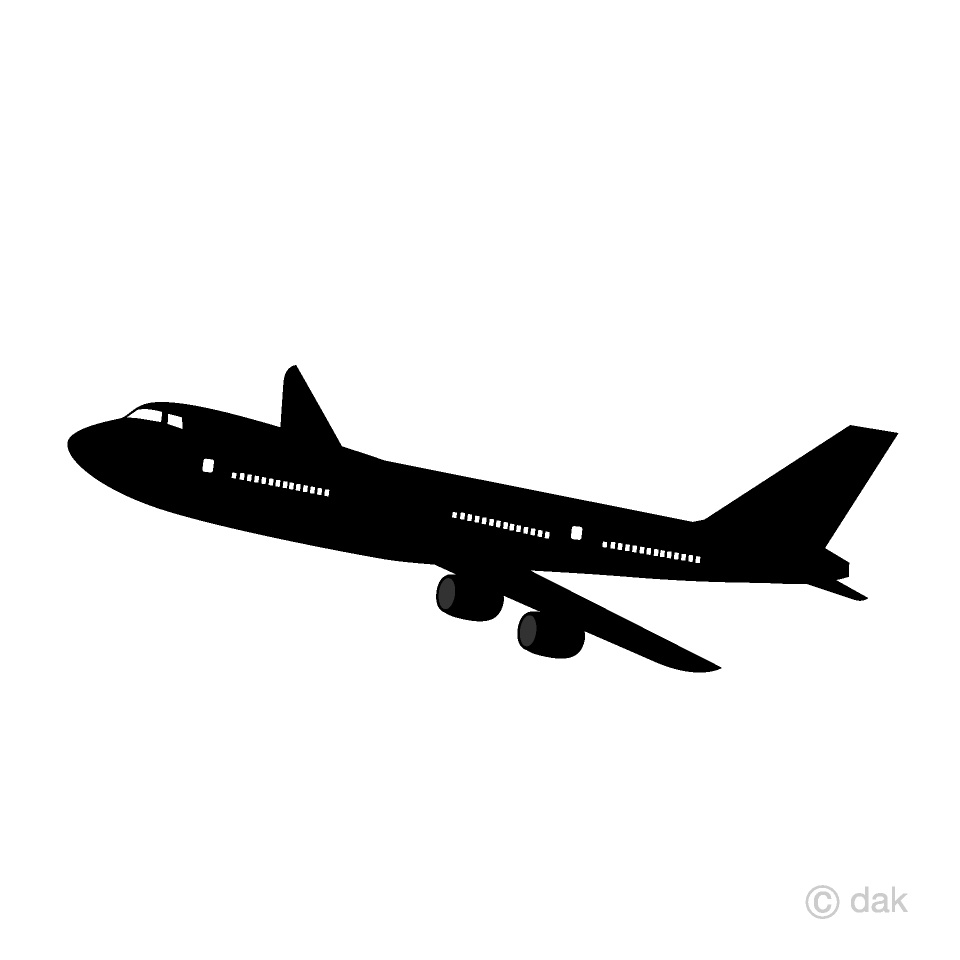 White plane clipart clip art transparent download Airplane white and black Clipart Free Picture|Illustoon clip art transparent download