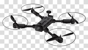 White quadcopter clipart clipart black and white 1,351 Drone PNG clipart images free download | PNGGuru clipart black and white