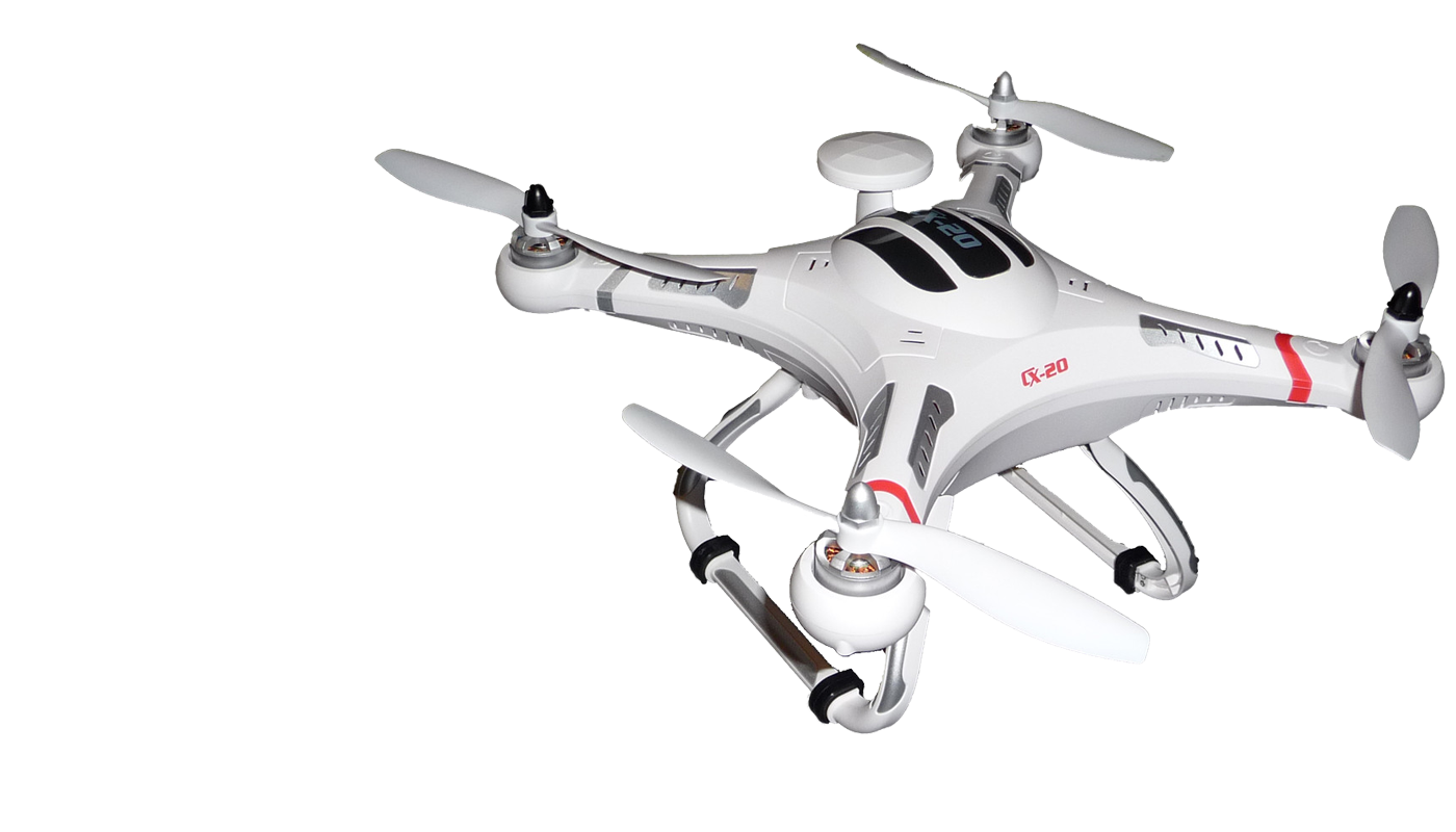 White quadcopter clipart graphic free stock Drone PNG Images Transparent Free Download | PNGMart.com graphic free stock