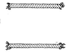 White rope clipart picture black and white download Free Straight Rope Cliparts, Download Free Clip Art, Free ... picture black and white download