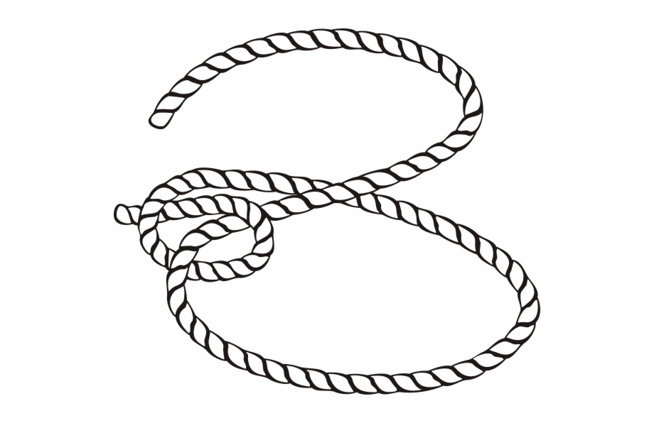 White rope clipart banner royalty free Rope Black And White Free PNG Images & Clipart Download ... banner royalty free