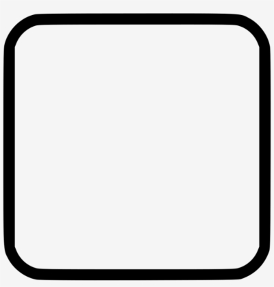 White round square clipart picture free download rounded square , Free png download - requitix.io picture free download