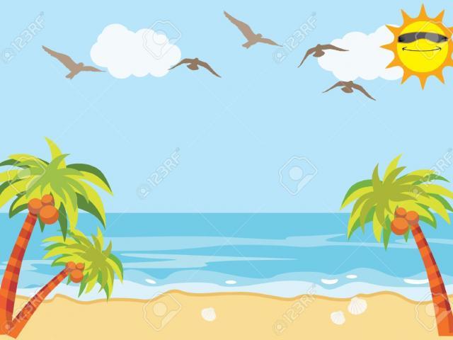 White sandy beach clipart jpg freeuse Free Sandy Beach Clipart, Download Free Clip Art on Owips.com jpg freeuse