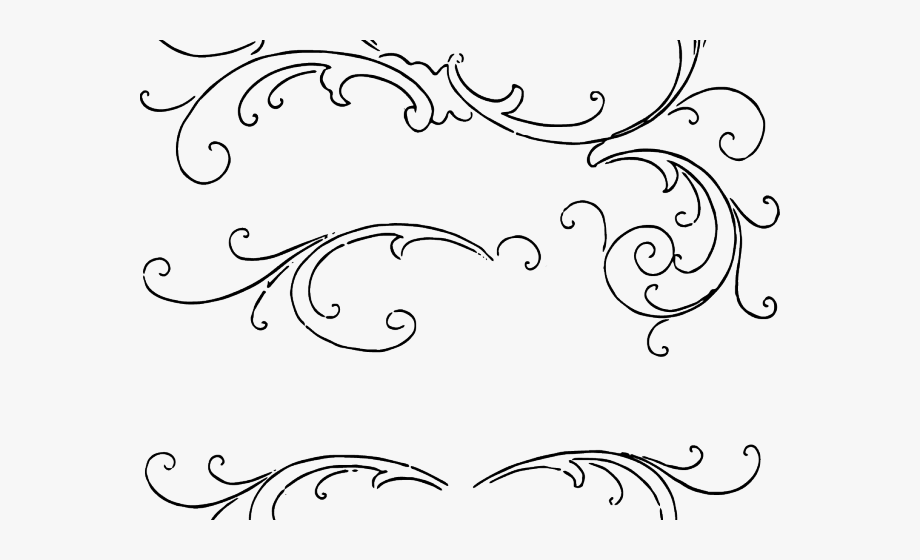 White scroll border clipart royalty free stock Scroll Border Clipart - Clip Art #1042979 - Free Cliparts on ... royalty free stock