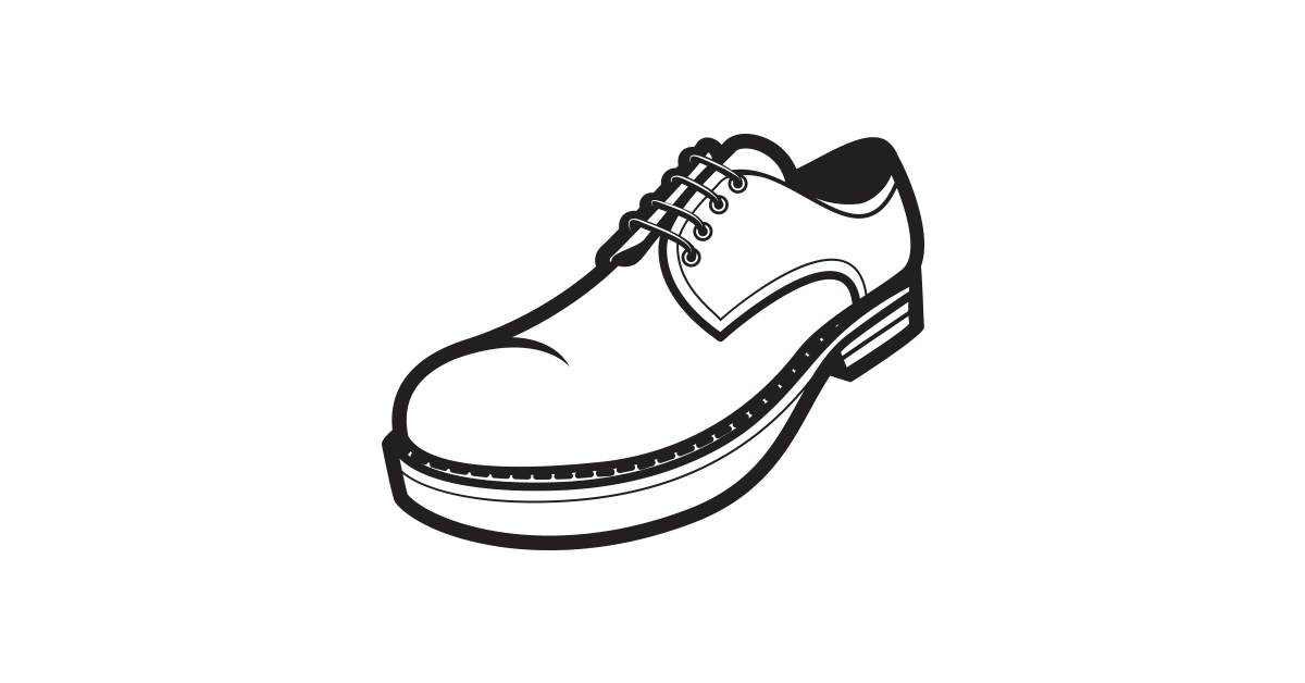 Shoes for men clipart clipart free PNG Shoes Black And White Transparent Shoes Black And White ... clipart free