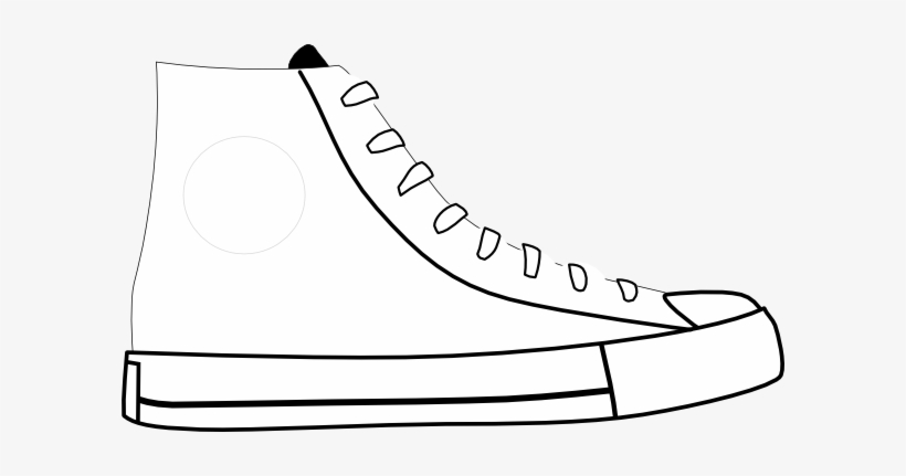 Pete the cat i love my white shoes clipart image stock Shoes Clipart Black And White - Pete The Cat Shoe Template ... image stock