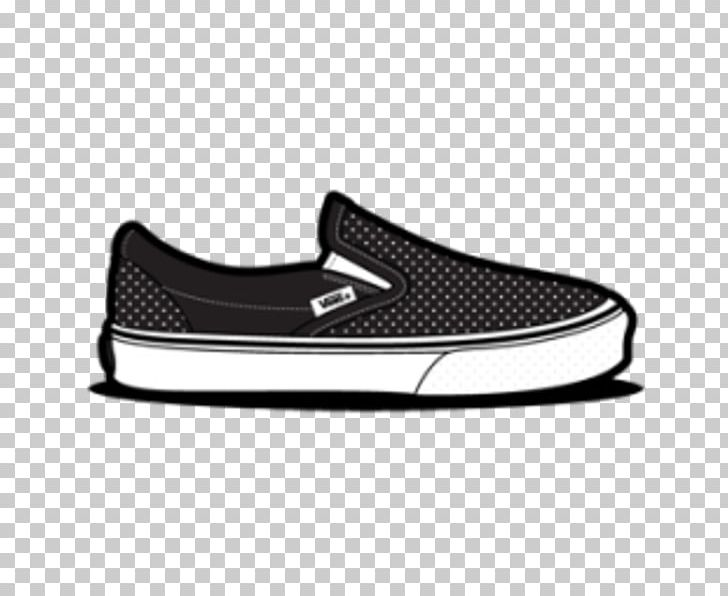 White slip clipart picture library Vans Slip-on Shoe Sneakers PNG, Clipart, Athletic Shoe ... picture library