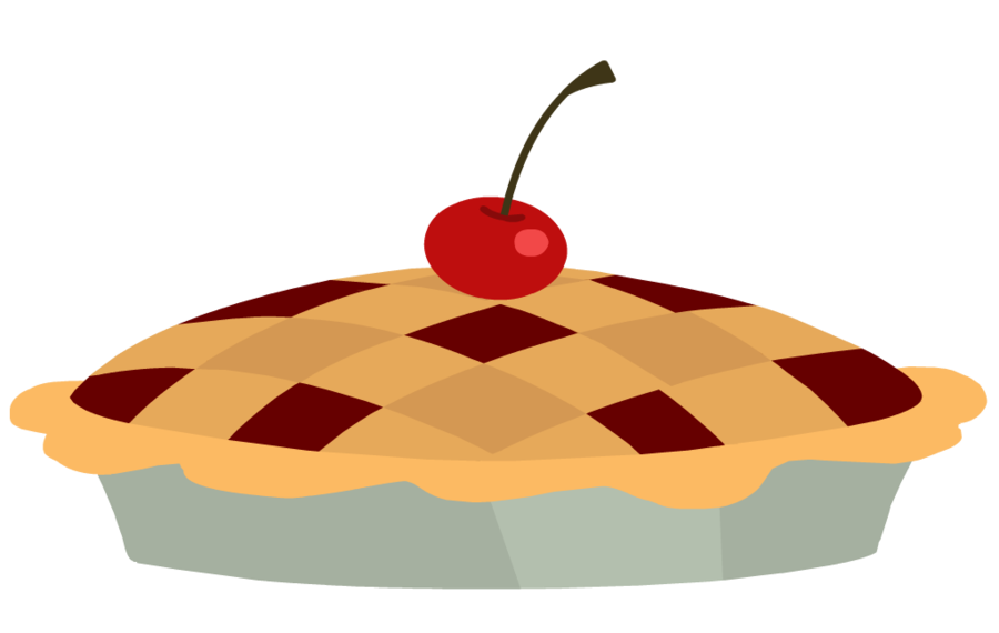 White snake cherry pie clipart graphic free download Objects - Cherry Pie by B3arChild on Clipart library - Clip ... graphic free download