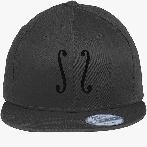 White snapback hat clipart jpg royalty free download Cello Clipart New Era Snapback Cap (Embroidered) | Hatsline.com jpg royalty free download