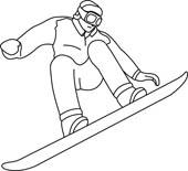 White snowboard clipart clip library stock Free Snowboarding Cliparts, Download Free Clip Art, Free ... clip library stock