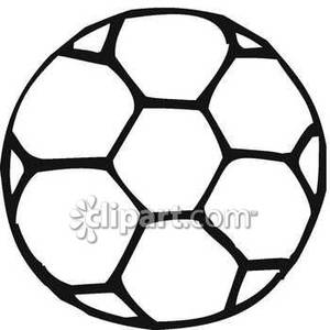 White soccer ball clipart picture stock Soccer Ball Clip Art Black And White | Clipart Panda - Free ... picture stock