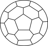 White soccer ball clipart royalty free Soccer Ball Clip Art Black And White | Clipart Panda - Free ... royalty free