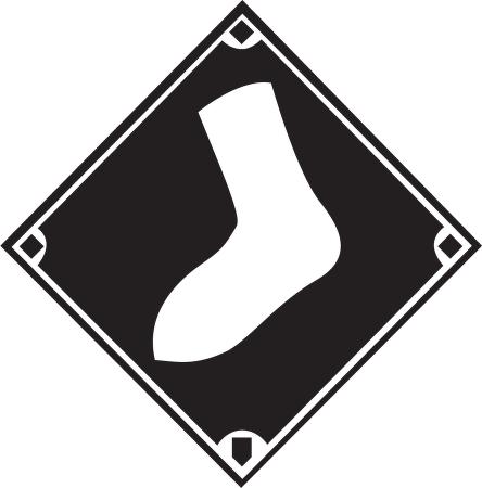 White sox logo clipart clipart black and white download Chicago White Sox Logo Clip Art - Cliparts.co clipart black and white download