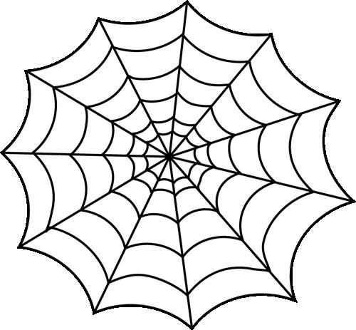 White spider web clipart graphic free stock Black and white spider web clip art black and white spider ... graphic free stock