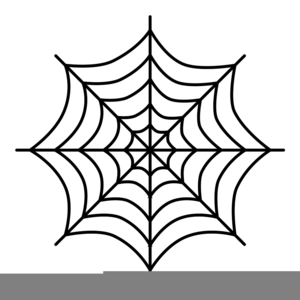 White spider web clipart png free download Black And White Spider Web Clipart | Free Images at Clker ... png free download