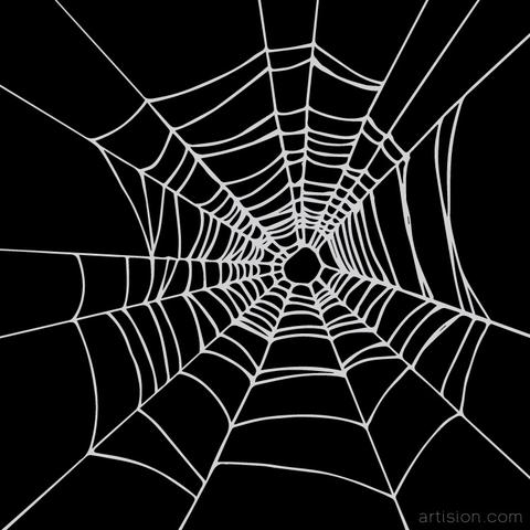 White spider web clipart clip art royalty free Spiderweb Clipart clip art royalty free