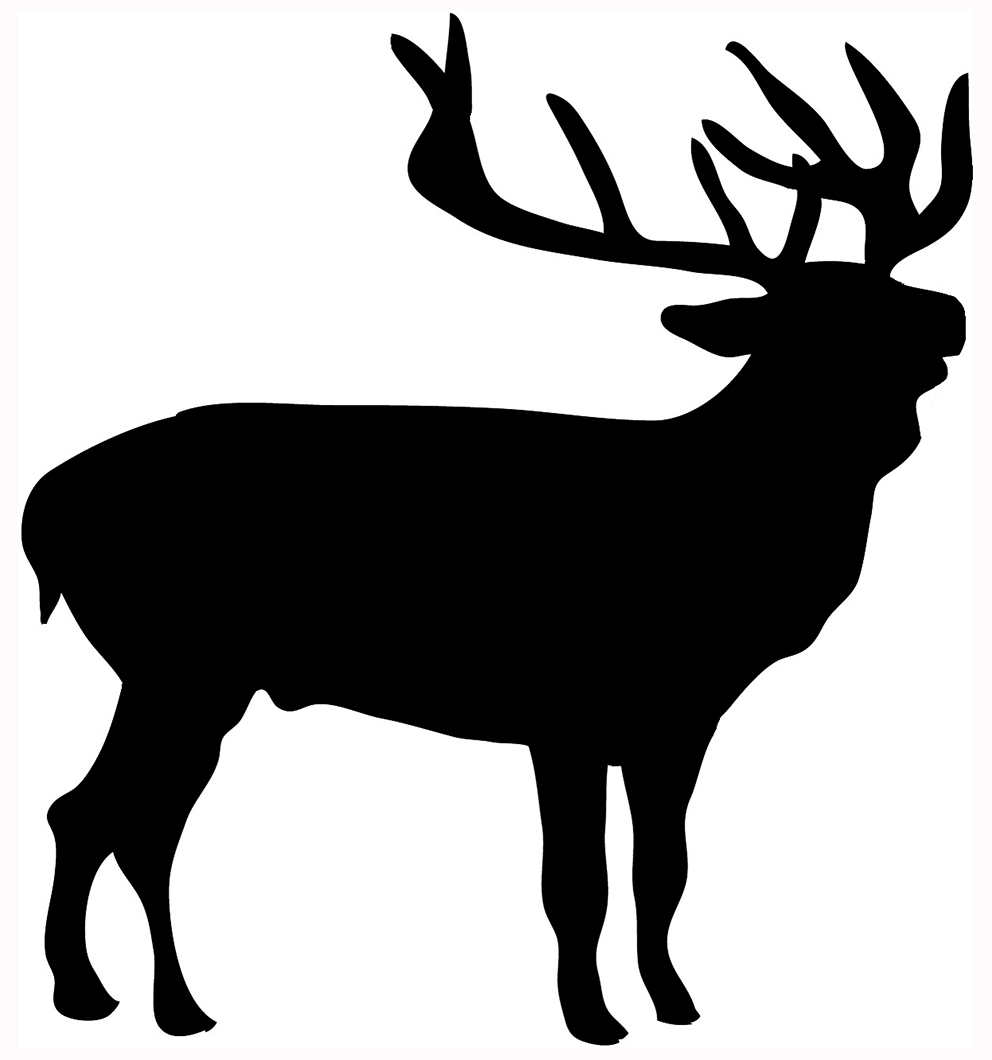 White stag clipart jpg download Elk Clipart | Free download best Elk Clipart on ClipArtMag.com jpg download