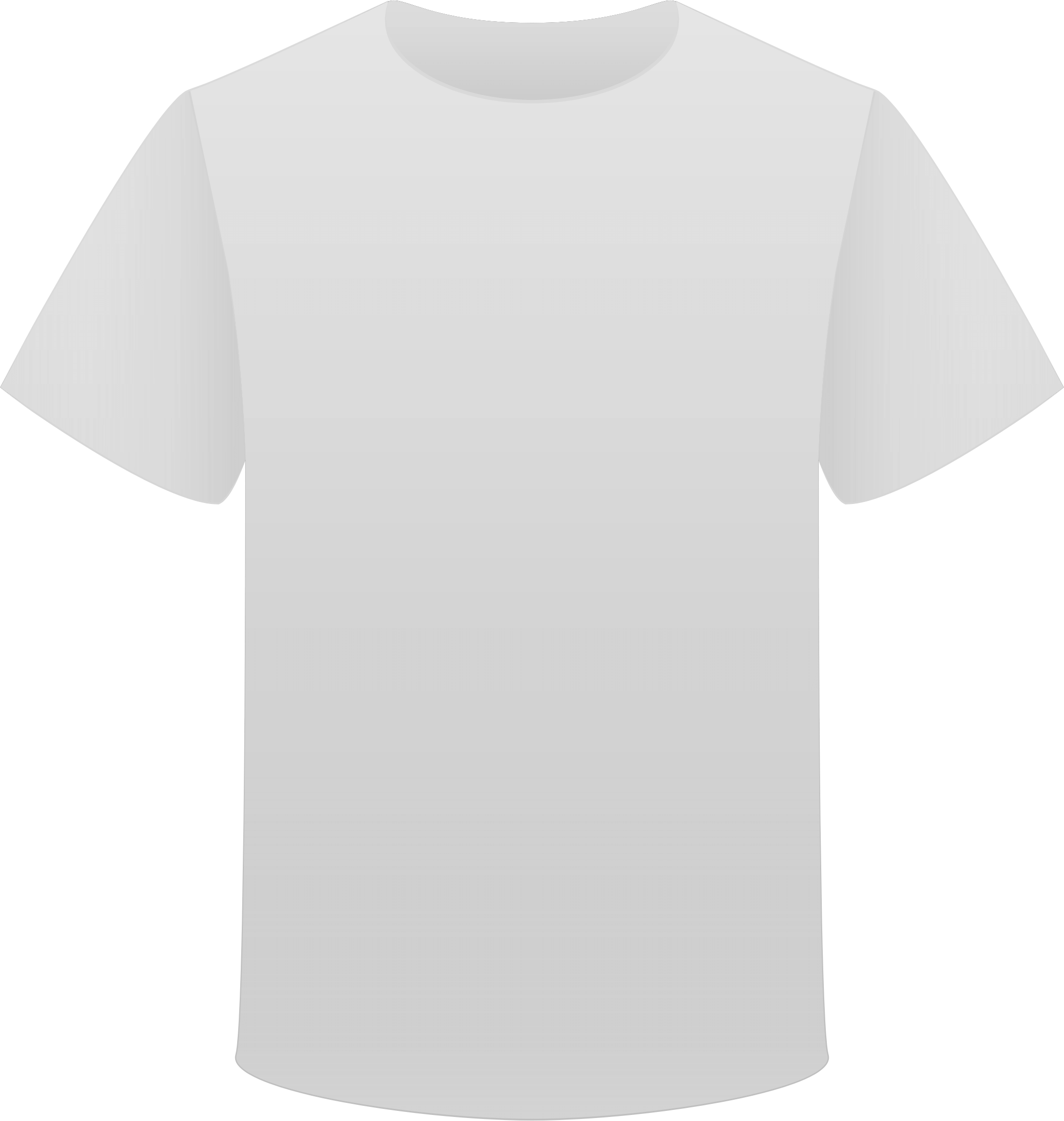 White teeshirt clipart svg stock Tshirt White Clipart transparent PNG - StickPNG svg stock