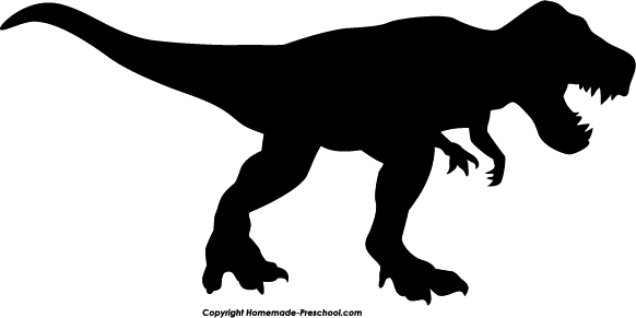 White trex clipart transparent Home Free Clipart Silhouette Clipart Silhouette T Rex ... transparent