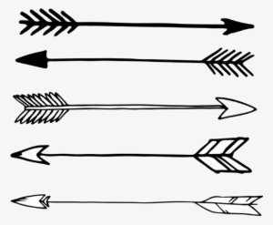 White tribal arrow clipart freeuse Tribal Arrow PNG & Download Transparent Tribal Arrow PNG ... freeuse