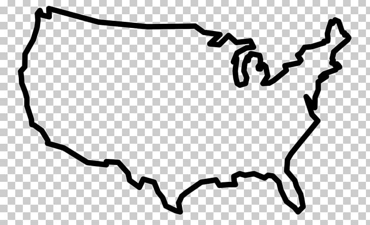White united states map clipart picture library stock United States Blank Map Border U.S. State PNG, Clipart, Area ... picture library stock