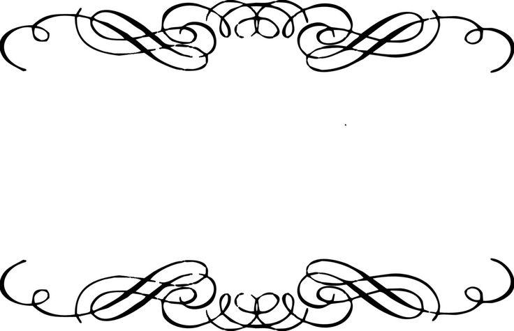White vintage frame clipart jpg royalty free download 14+ Vintage Border Clipart | ClipartLook jpg royalty free download