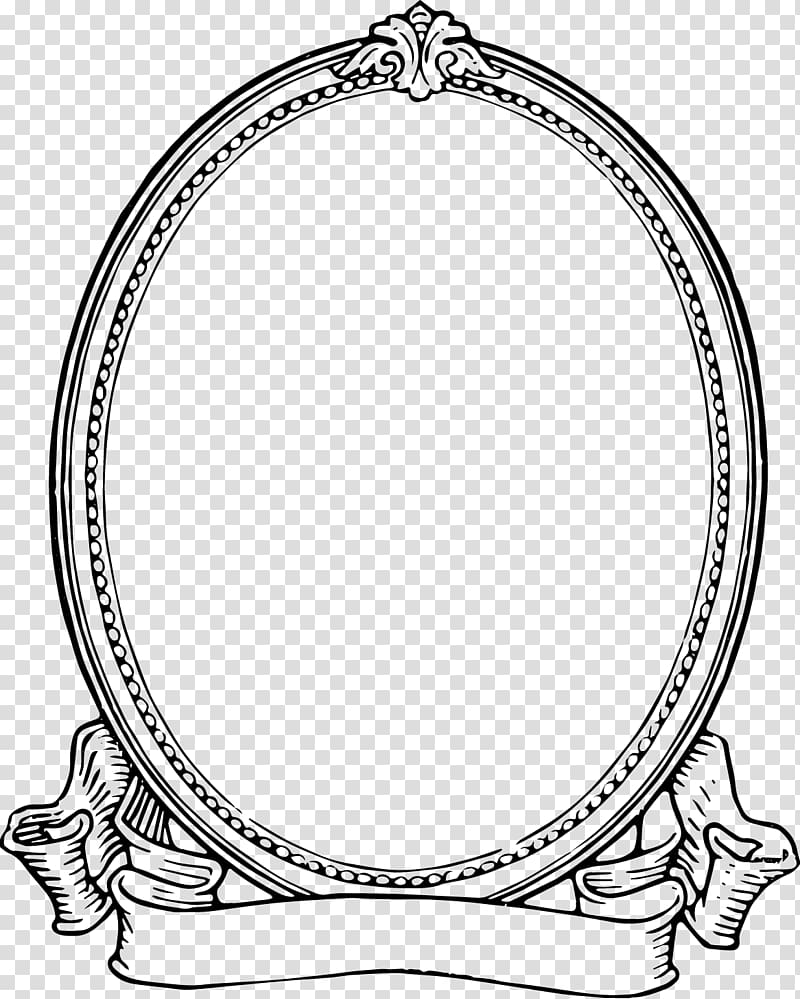 White vintage frame clipart image library Frames Black and white , vintage frame transparent ... image library
