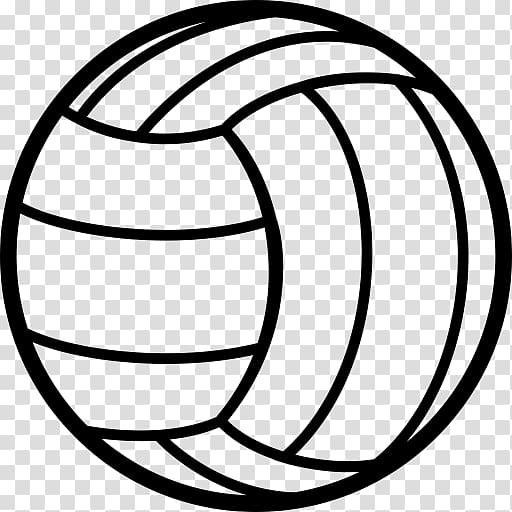 White volleyball black background clipart jpg transparent download Beach volleyball Sport , Volleyball Ball transparent ... jpg transparent download